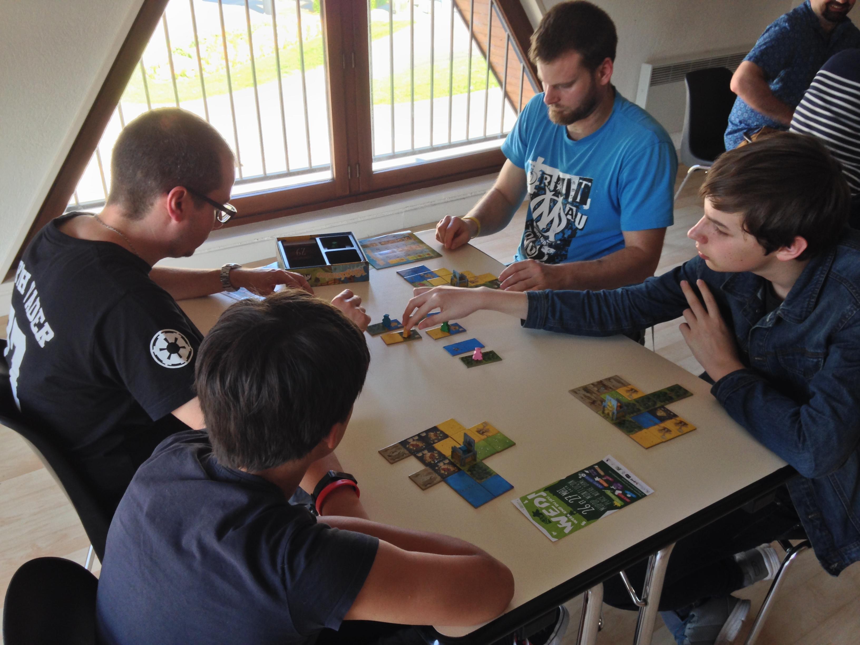 Kingdomino - Votre royaume pour 2 dominos (au moins)