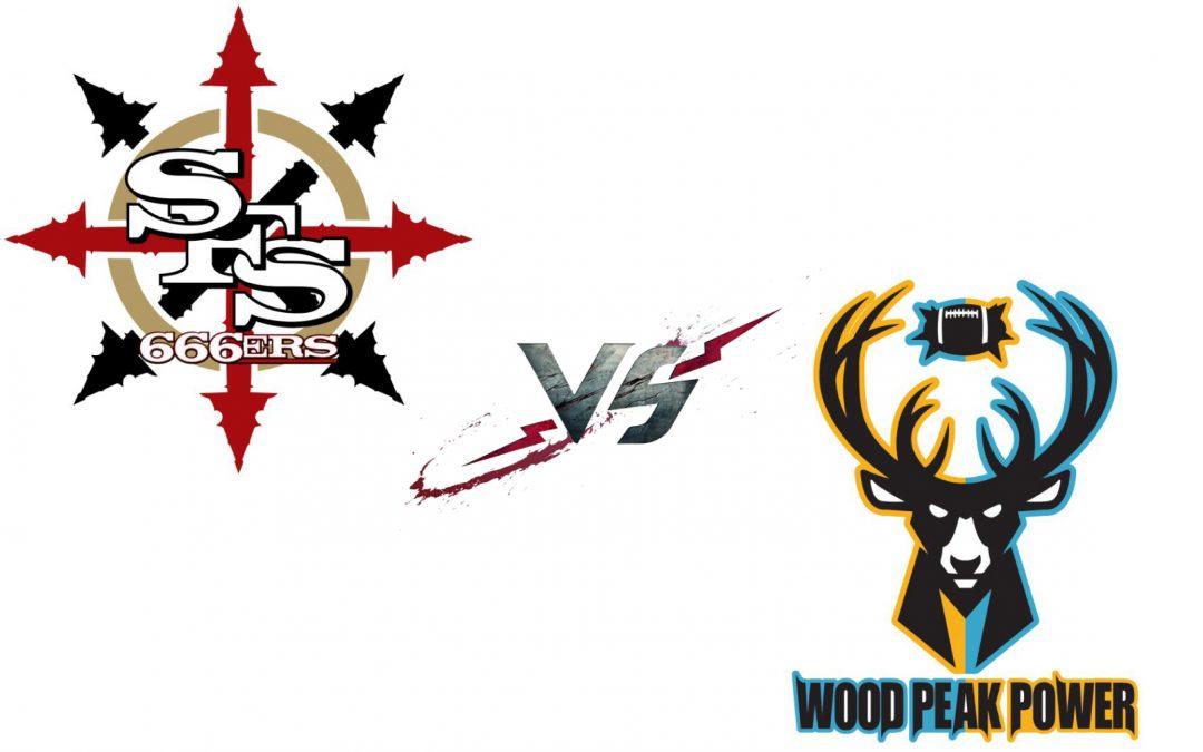 3e match Blood Bowl : 666ers VS WPP