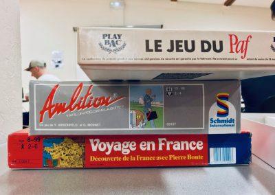 """Journée Jeux """"Vintage"""""""