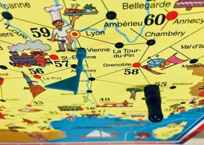 Voyage en France