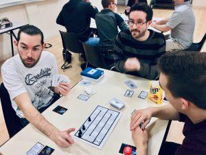 Prototype de jeu