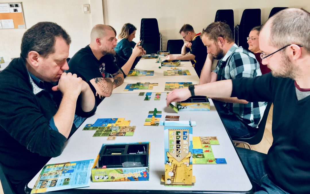 Kingdomino : les Grands Duels